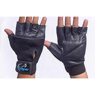 Prokyde Hit Gym & Fitness Gloves (L Black)