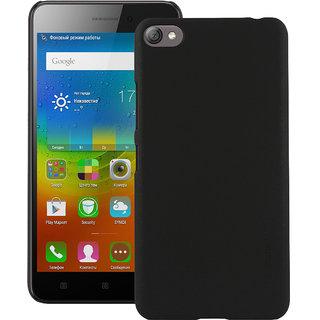 Lenovo S60 Back Cover / Case - Cool Mango Premium Rubberized Back Cover for Lenovo S60 - Black