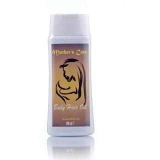 Baby Hair Oil