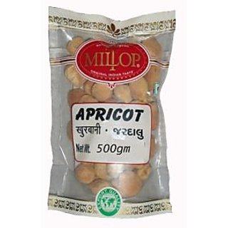 Miltop Apricots - 500 Gm
