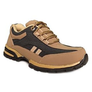 RED BULLES Brand New Men's Nubuck Leather Casual Lace-up Shoes [Style C]