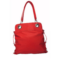Simple Red college bag(1610BC5)