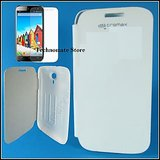 Micromax A-116 Flip Case Cover White Color Flip Cover
