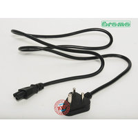 3 Pin Power Supply Cable Cord For Laptop Charger AC Adaptor For HP/Dell/Acer