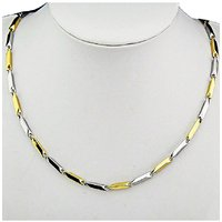 Regans Gold Plated Alloy Chains For Men 22 Inches