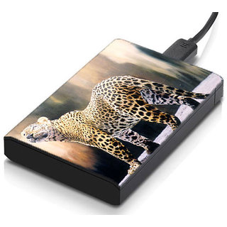 meSleep Cheetah Hard Drive Skin