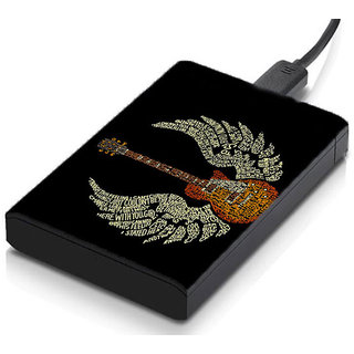 meSleep Guitar Hard Drive Skins