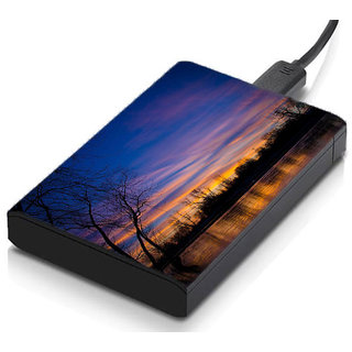 meSleep Nature Hard Drive Skin Skin