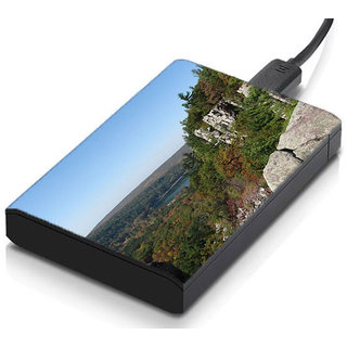 meSleep Nature Hard Drive Skin