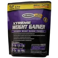 Big Muscle Xtreme Weight Gainer 12Lbs