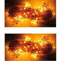 Decorative Rise Bulb Light - Set of Two (5m)