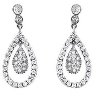 Exclusive Fashionable Diamond Earring For Wedding (Design 85)