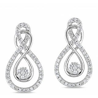 Exclusive Fashionable Diamond Earring For Wedding (Design 91)