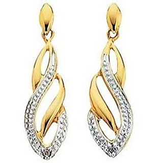 Exclusive Fashionable Diamond Earring For Wedding (Design 98)