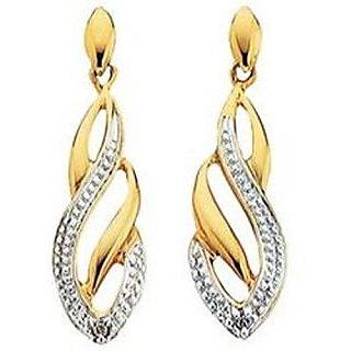 Exclusive Fashionable Diamond Earring For Wedding (Design 98)