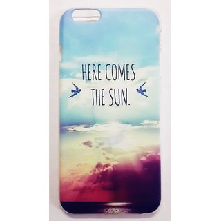 D-MAGINE APPLE IPHONE PRINTED DESIGNER HARD BACK COVER FOR APPLE IPHONE 6 PLUS