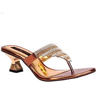 Trilokani Designer Low Heels