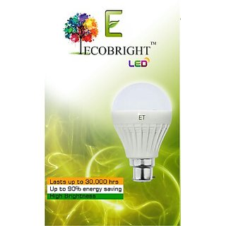 ECOBRIGHT 7W LED BULB