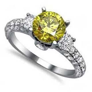 Fashionable Exclusive Solitaire Diamond Ring For Party And Wedding (Design 112)