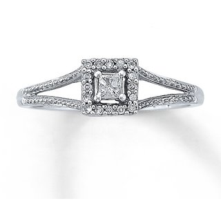 Fashionable Exclusive Solitaire Diamond Ring For Exgagement (Design 23)
