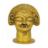 Redbag Brass Statue Of Bhairava Head 4624