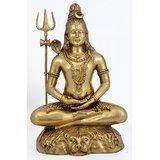 Redbag Lord Shiva Brass Statue 4640