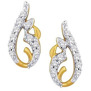 Exclusive Fashionable Diamond Earring For Wedding (Design 51)