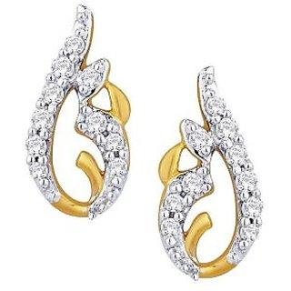 Exclusive Fashionable Diamond Earring For Wedding (Design 51)