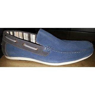 Men's Casual Shoes Blue 002
