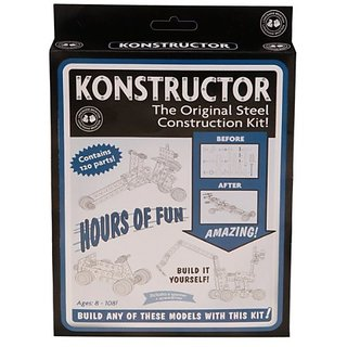 Konstructor - The Original Steel Construction kit