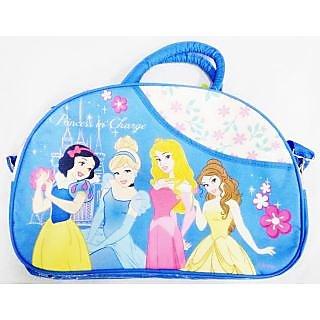 WonderKart Princess Incharge Baby Diaper Bag - Blue