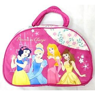 WonderKart Princess Incharge Baby Diaper Bag - Pink