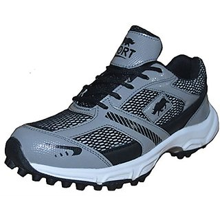 AS Sports Running Black Color Shoes