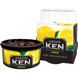 Areon Ken Car,Home,office Air Freshener Lemon Flavor.