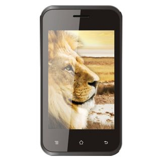 Intex Mobile Cloud X2 Black available at ShopClues for Rs.3780