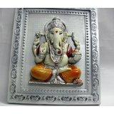 Ganesh Ji Murti Image Photo For Wall Hanging Holder Home Office GANPATI STATUE