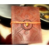 Hand Made Leather Cover Diary (CPD61)