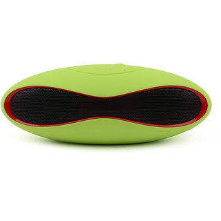 Quace Mini Rugby Bluetooth Portable Speaker