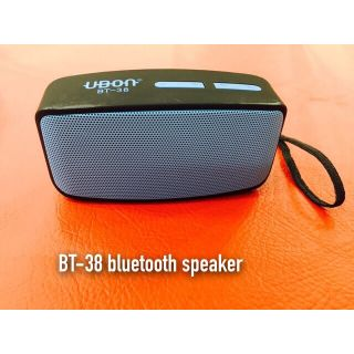 Ubon Bluetooth Speaker with USB/FM/TF