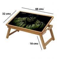 Hulk Multipurpose Foldable Wooden Study Table For Kids - Study 499