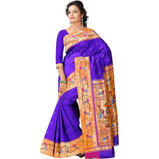 traditional paithani saree: Buy traditional paithani saree ...