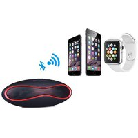 Target Mini Bluetooth Portable Music Speakers With FM/TF Card/Usb/Mic For Phone/