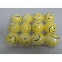 12PCS SET OF SMILEY FACE SQUEEZE BALL FOR YOUR CHILDREN