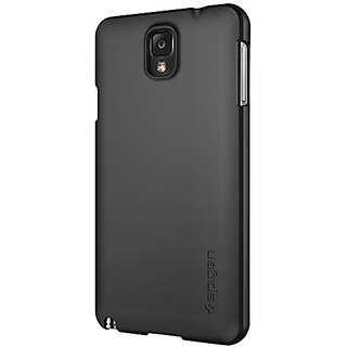 Samsung Galaxy Note 3 Case Slim Rubbery Feel Non-Slip Grip Matte Hard Case