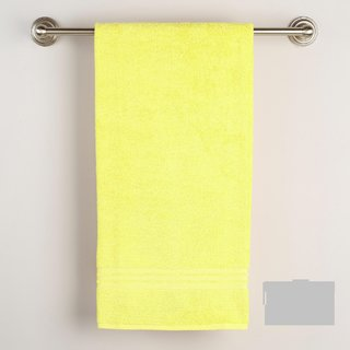 Marwal Bath Towel Yellow