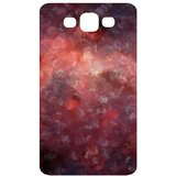 Painted Background Orange Back Cover Case for Samsung Galaxy S3 / SIII / I9300