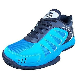 Sega Cordovan Leather Men Grey Sports Basketball Shoes