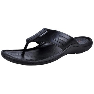 Franco Leone Black Formal Slipper