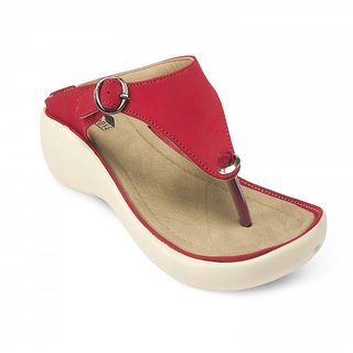 Repose Elegant Red Sandals