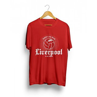 Liverpool Tshirt Customized Teeforme